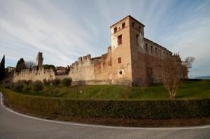 Mura del Castello di San Salvatore