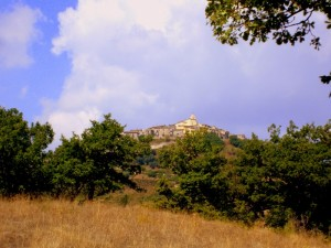 Il borgo mediovale