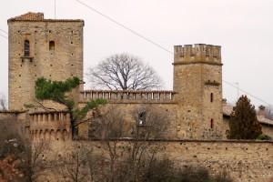 Gropparello, il castello