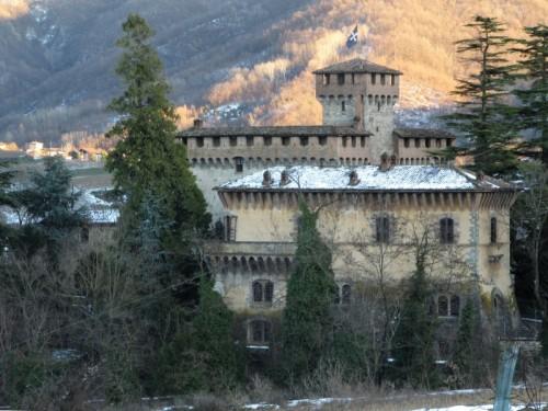 Brignano-Frascata - Tetti imbiancati