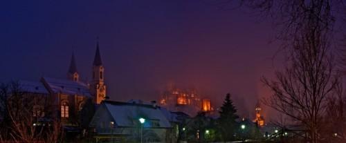 Brunico - Brunico di sera