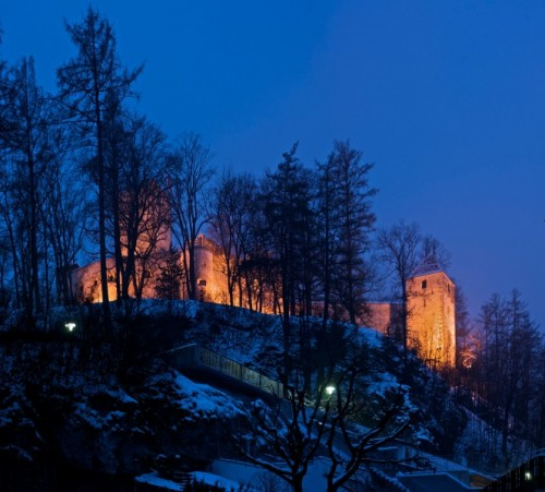 Brunico - Il castello di Brunico
