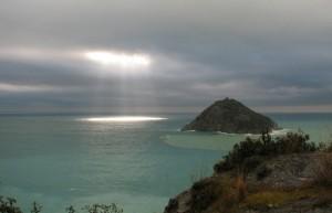 Isola di Bergeggi e… isola di Luce