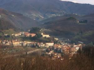Il centro di Castelnuovo di Garfagnana