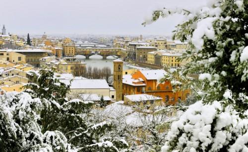 Firenze - Sguardi che si perdono....
