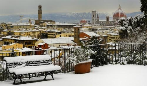 Firenze dal giardino delle rose - Giardino delle rose firenze ...