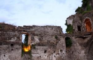 Castello di Carinola - o quel che ne rimane