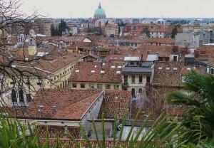 Sopra i tetti di Udine