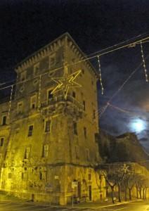 La Luna, la Stella ed il Palazzo Ducale