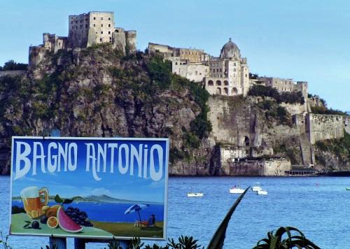 Ischia castello aragonese bagno antonio - Bagno italia ischia ...
