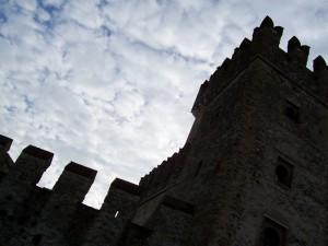 Torre del castello di Sirmione