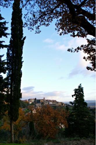 Monteverdi Marittimo - Un panorama da incorniciare...