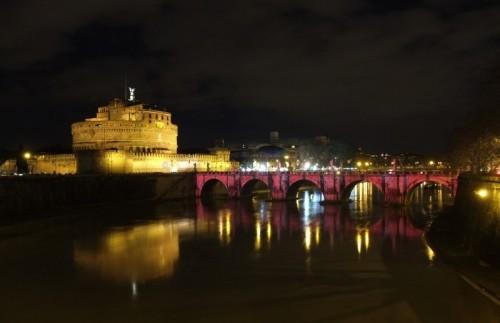 Roma - Il giallo e il viola