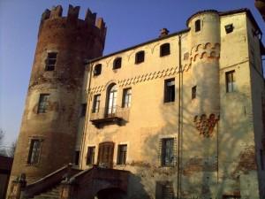 Il Castello di Monasterolo di Savigliano