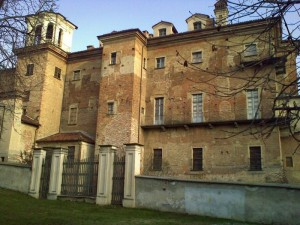 Il castello di Moretta
