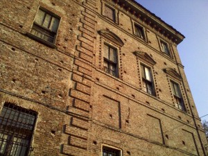 Il castello di Scarnafigi