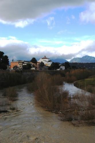 Benevento -  Lungo il fiume Calore