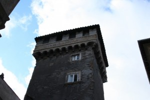 Torre Millina (sono poco conosciuta e mi metto in mostra)