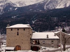 Casa-Forte Bozel a Morgex