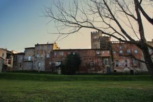 Il borgo murato e La Smarrita