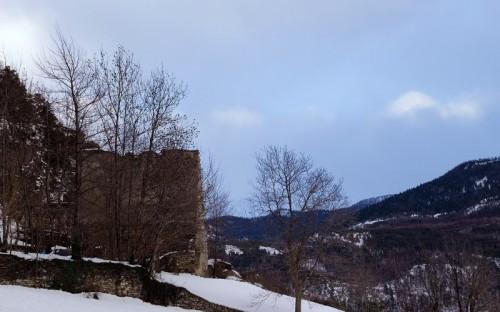 Avise - Castello di Cré