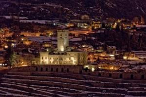 Castello Reale_notturno