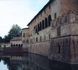 la loggia principesca sul fossato