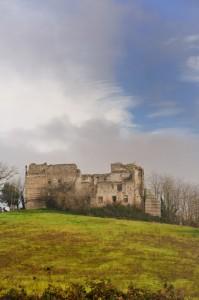 Castello di Colleferro - Epoca post-romana