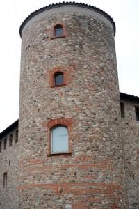 Podenzano, torre del castello