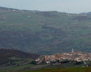 Petrella Tifernina e l'energia del vento