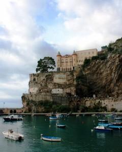 lo strano castello Belvedere