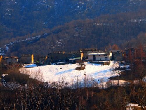 Cumiana - prima neve
