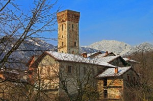 Borgata Rivera - Torre del Ricetto di San Mauro