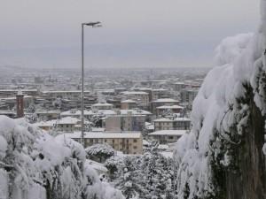Scandicci sotto la neve (1)