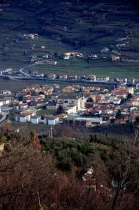 Panorama dalla Bastia
