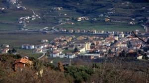 Panorama di Montecchia