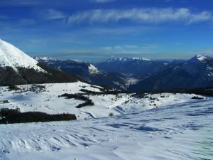 Dal monte Bondone