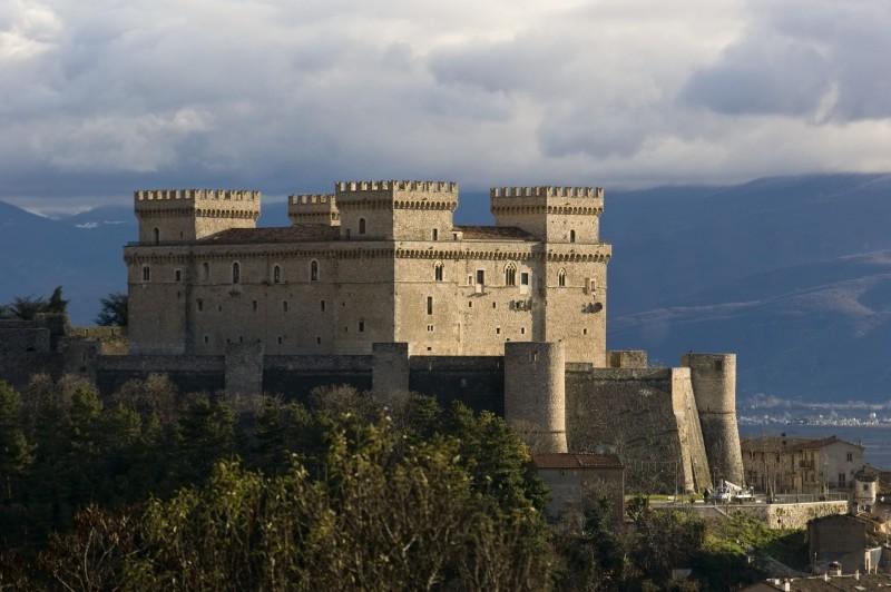 """''Celano """" Il Castello """"'' - Celano"""