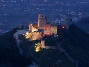 """Assisi """" Rocca Maggiore """""""
