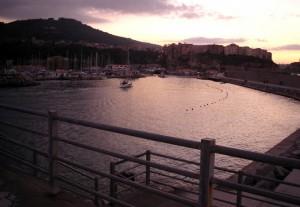Al porto di Tropea…