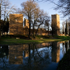 Il castello di Noale