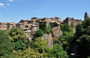Barbarano Romano - VT (Panorama)