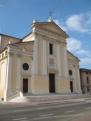 Castellucchio - la chiesa