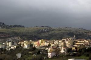 Frosolone, panorama 2