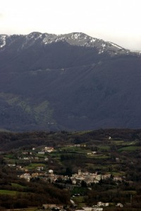 Cantalupo. Panorama