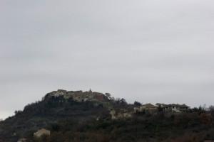 Castelpetroso. Panorama