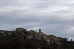 Macchiagodena. Panorama