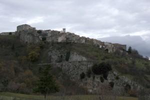Panorama di Macchiagodena