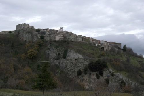 Macchiagodena - Panorama di Macchiagodena