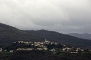 Panorama di Pettoranello